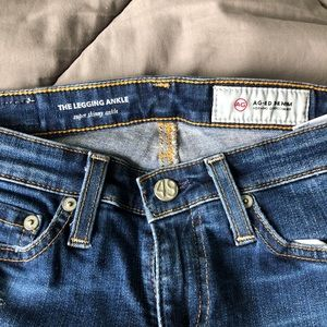 """Adriano Goldschmied """"The Legging Ankle"""" jeans"""